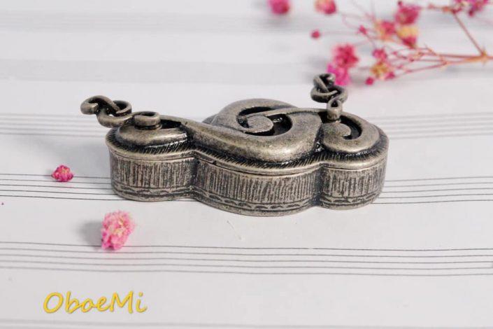 高音符飾品