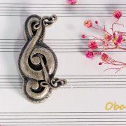 音音符飾品